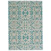 Feizy Rugs Keats Turquoise Area Rug