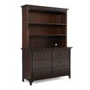 Ti Amo Carino Hutch for 6 Drawer Dresser