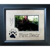 The James Lawrence Company My First Bear Picture Frame