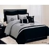 C.H.D Home Milburn 8 Piece Comforter Set