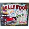 small foot Wanddekoration Hollywood