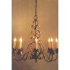 Laura Lee Designs Juliet 8 Light Chandelier