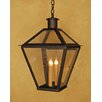 Laura Lee Designs Abbey 3 Light Outdoor Hanging Lantern