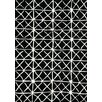 Kalora Palette Black/White Area Rug