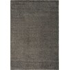 Kalora Boulevard Glitz Low Pile Dark Grey Area Rug