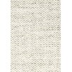 Kalora Palace White Sophisticated Zags Area Rug