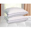 Blue Ridge Home Fashions Heirloom Swiss Dot Standard Pillow (Set of 2)