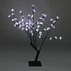 Hometime Snowtime 96 LED Light Blossom Tree