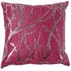 Cortesi Home Orchid Birch Decorative Throw Pillow