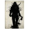 "Cortesi Home ""Apocalypse Hunter"" by Nicklas Gustafsson Graphic Art on Canvas"