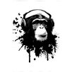 "Cortesi Home ""Monkey Business"" by Nicklas Gustafsson Graphic Art on Canvas"