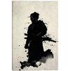 "Cortesi Home ""Samurai"" by Nicklas Gustafsson Graphic Art on Canvas"