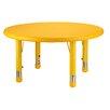 """Cortesi Home 34"""" Round Activity Table"""