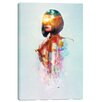 "Cortesi Home ""Deja Vu"" by Mario Sanchez Nevado Graphic Art on Wrapped Canvas"