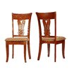 Cortesi Home Josephine Side Chair (Set of 2)