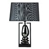 "Cortesi Home LumiRock 26"" H Table Lamp with Empire Shade"