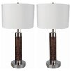 "Milton Green Star Rafael 26"" Table Lamp (Set of 2)"