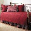 Stone Cottage Bedding Daybed 5 Piece Twin Trellis Quilt Set