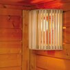 Belfry 26cm Wooden Drum Wall Sconce Shade