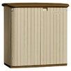 Suncast Kensington 127.6 H x 142.2 W x 80 D cm Storage Cabinet