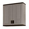 Suncast 77 H x 76 W x 30 D cm Storage Cabinet