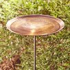 Antique Copper Birdbath - Birch Lane Bird Baths