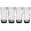 Birch Lane 4 Piece Lancaster Highball Glass Set