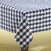 Birch Lane Simonsen Checked Tablecloth