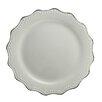 """Birch Lane Celeste 11"""" Dinner Plate (Set of 6)"""