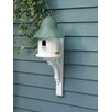 Wilhemina Birdhouse - Color: Blue Verde - Birch Lane Birdhouses