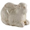 Glazed Rabbit Statue - Birch Lane Garden Statues and Outdoor Accents