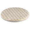 Thirstystone Old Hollywood Round Marble Trivet