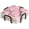 Thirstystone 5 Piece Real Tree Occasions Coasters Gift Set