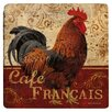 Thirstystone Cafe Francis Rooster Travertine Ambiance Trivet