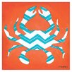 Thirstystone Crabby Occasions Coasters Set (Set of 4)