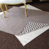 Messy Marvin Drop Zone Gray Area Rug / Splat Mat