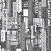Muriva Tokyo 10.05m L x 53cm W Roll Wallpaper