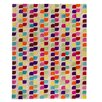 TheRealRugCompany Patchwork Pink/Purple Area Rug