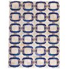 TheRealRugCompany Patchwork Beige Area Rug