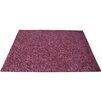 TheRealRugCompany Felt Pebble Purple Area Rug
