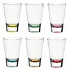 Majestic Crystal Confetti Highball Glass (Set of 6)