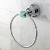 Kingston Brass Green Eden Wall Mounted Towel Ring