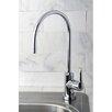 Kingston Brass Continental Gourmetier Water Filtration Kitchen Faucet