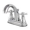 Kingston Brass Essex Centerset Lavatory Faucet with Drain Assembly