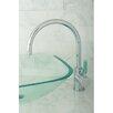 Kingston Brass Green Eden Single Handle Vessel Sink Faucet