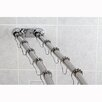 Kingston Brass Edenscape Double Curved Shower Curtain Rod
