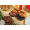 Charcoal Companion Doppel Hamburger Patty Presse