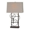 "Ren-Wil Aria 26"" H Table Lamp with Rectangular Shade"