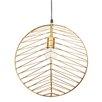 Ren-Wil Ragtime 1 Light Globe Pendant