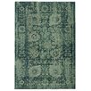 Pantone Universe Expressions Oriental Green Area Rug
